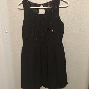 Forever21 Medium Dress Black